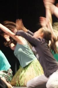 Atelier d'éveil à la danse